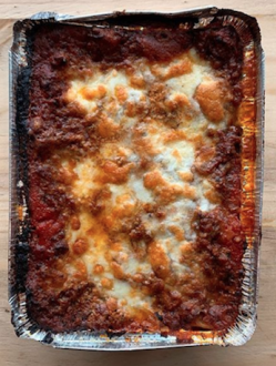 Mother's Day – Lasagna for 2  – *Limited Quantities
